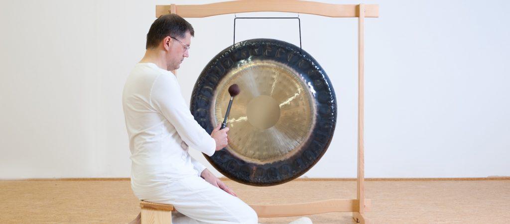 Gongausbildung White Sound