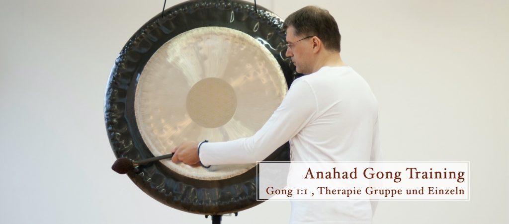 Anahad Gong Training
