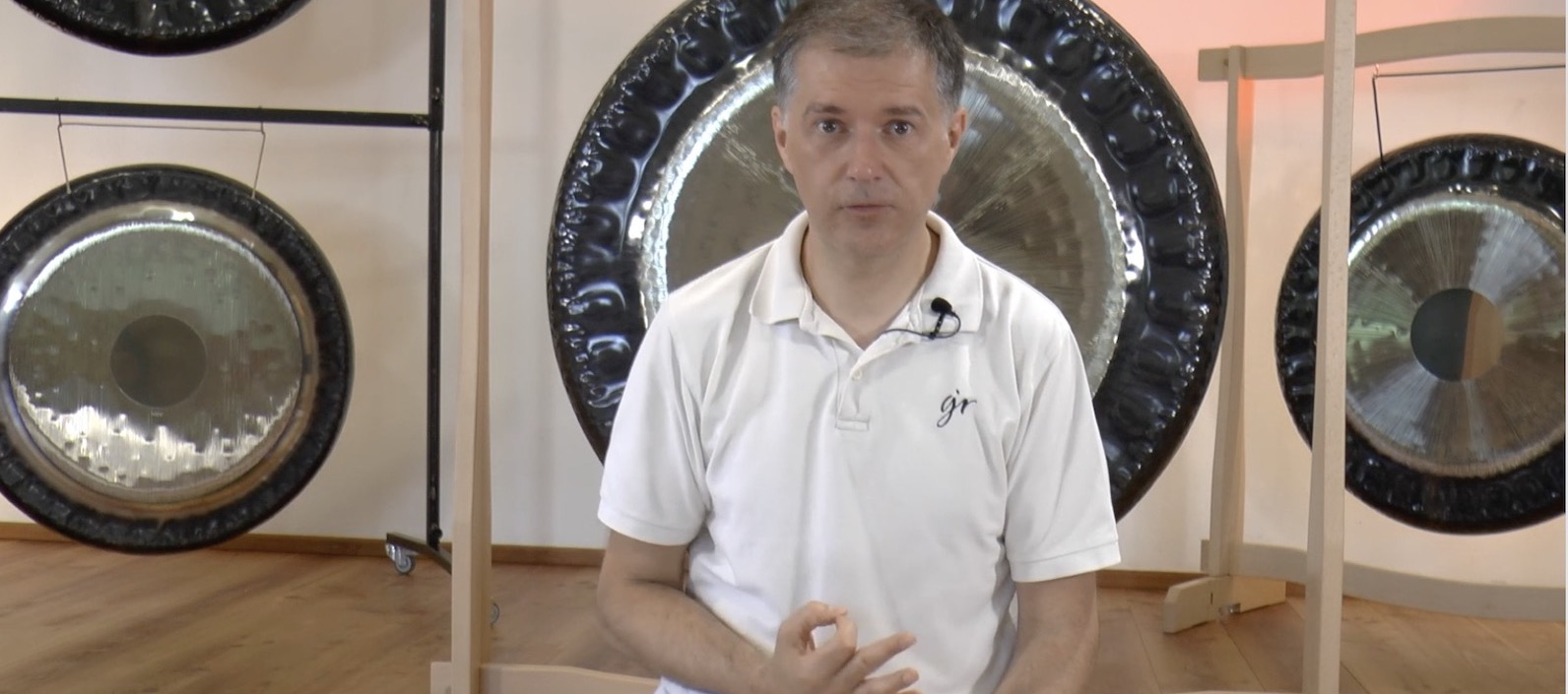 Online Gong Training
